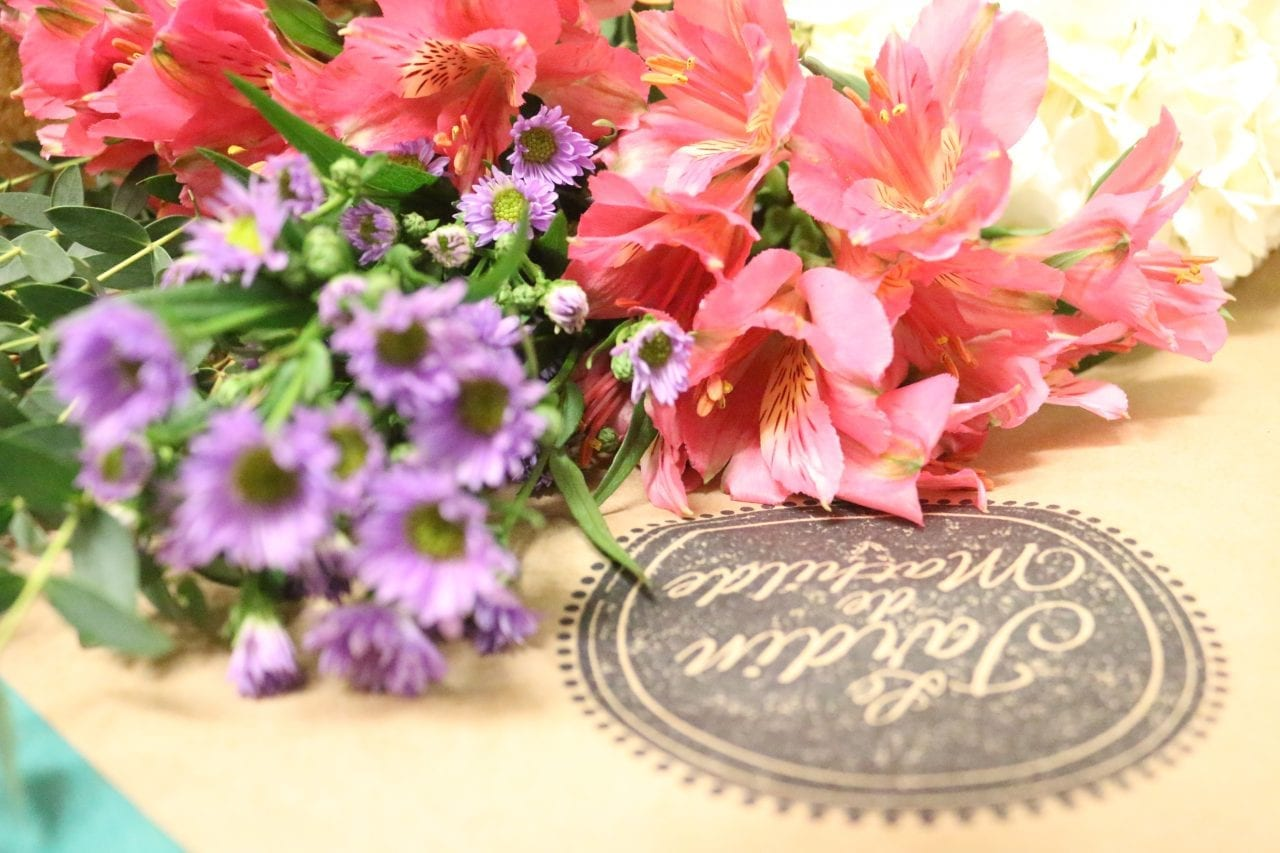 Bloemen Box (Fleurs DIY)