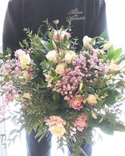 bouquet de fleurs champêtres