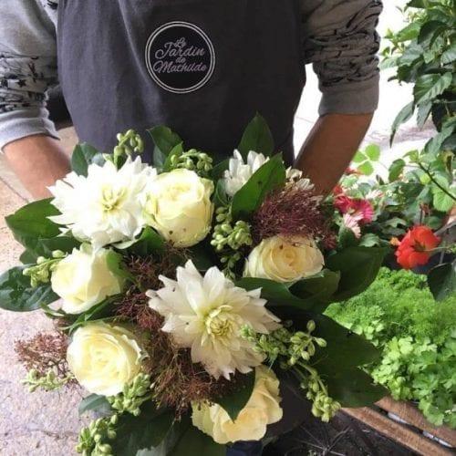 bouquet douceur estival