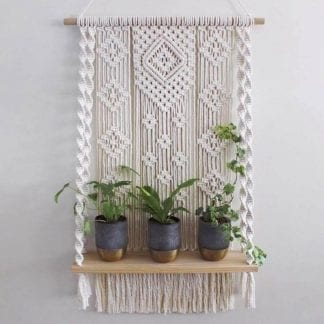 macramé decoratif